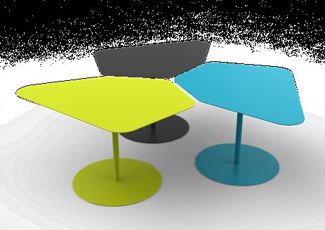 Table Basse Kona 39 4x63x51 6 Design Luc Jozancy Matiere Grise Disponible Dans 28 Couleur Table Basse Idees De Decoration Interieure Idee De Decoration