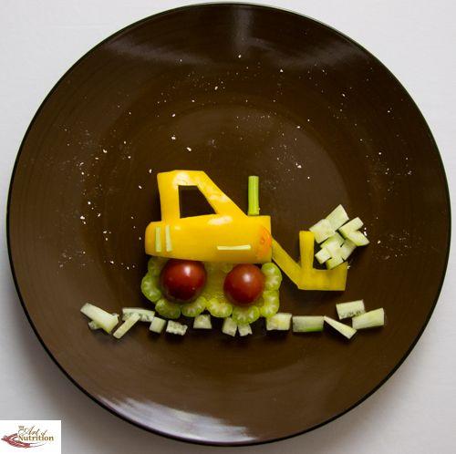 Salad-Bulldozer