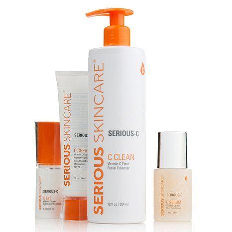 Serious Skincare New Beginnings Vitamin C Regimen Skin Care Anti Wrinkle Skin Care Makeup Skin Care