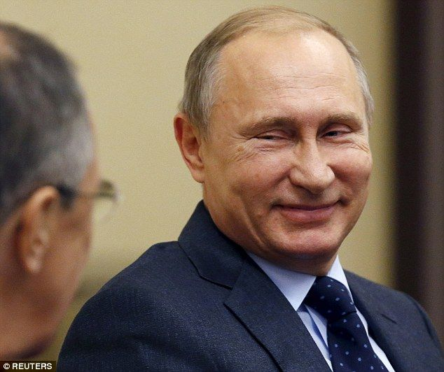 Putin is declared most powerful man in the world by Forbes ...