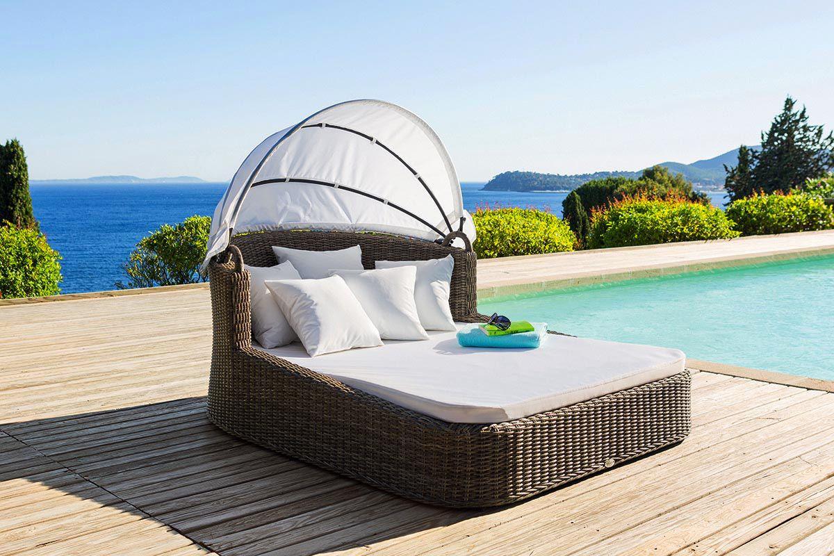 Lit de piscine Tambao | Hespéride - Mobiliário de exterior ...