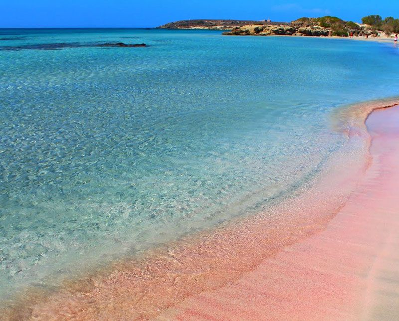 4 Beautiful Beaches On Crete Greece Beaches In The World