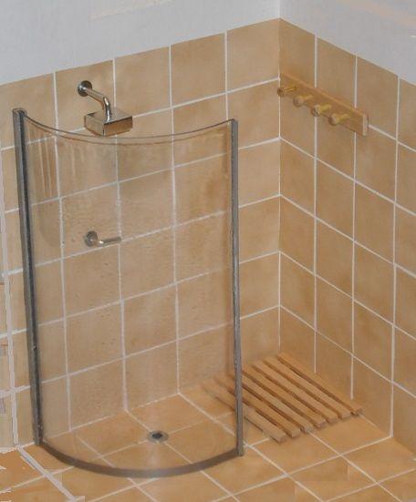 Walk In Shower Kits | Walk-in shower kit | ELF Miniatures | For the ...