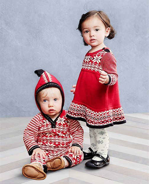 Let it Snö Sweater Dress by Hanna Andersson | HA + BABY / TODDLER ...