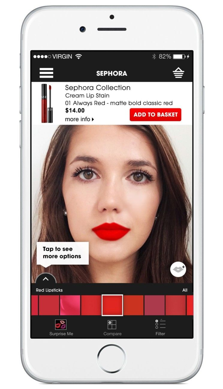 Makeup Brands Are Testing Augmented Reality To Drive Conversions