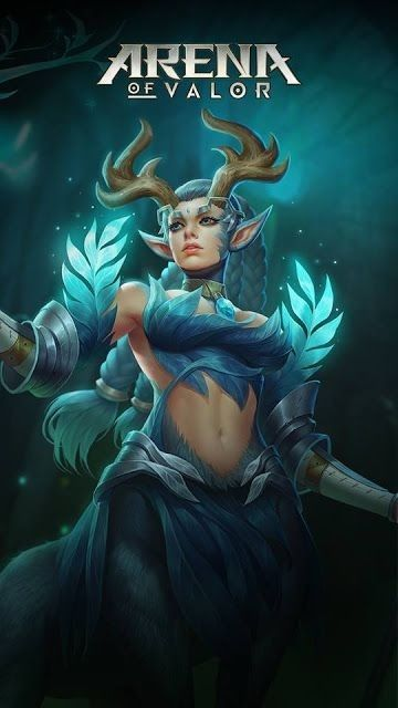 Payna Support Arena Of Valor Aov Arena Of Valor Wallpapers Pinterest Games Wallpaper And Game Character