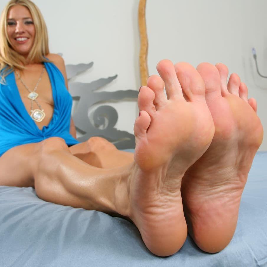 Fantastic foot fetish
