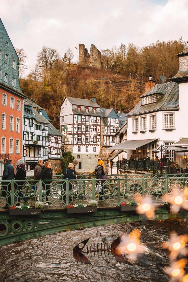 Monschau Christmas Market Everything You Need to Know in