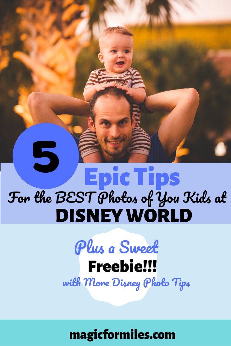 5 Epic Tips For Getting Kids To Smile In Photos At Disney
