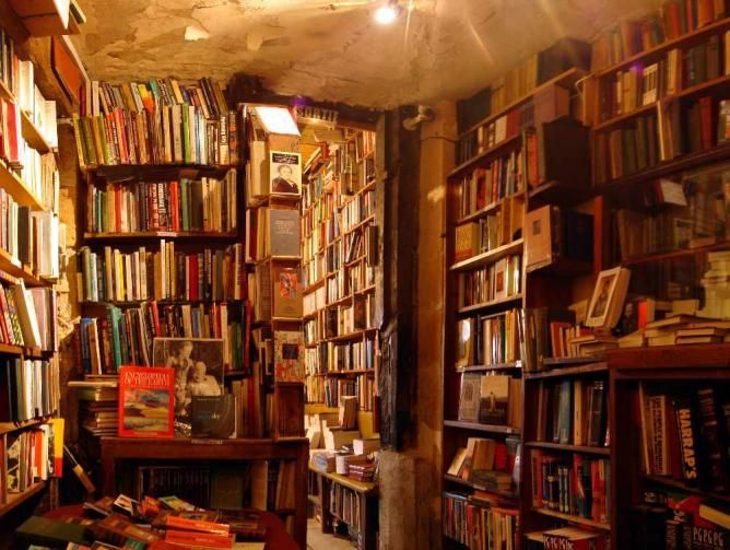 Six Great Bookstores to Visit While in Rome | Bookshop, Shakespeare and company, Bookstore