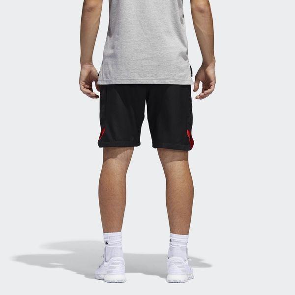 Hombre adidas Harden Short Pantalones Cortos de Deporte