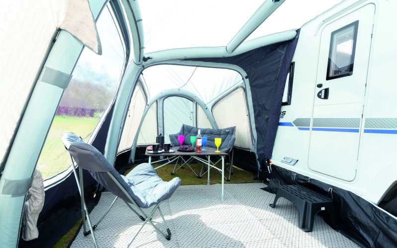 Caravan Accessory Review Outwell Ripple 320sa Awning 2020