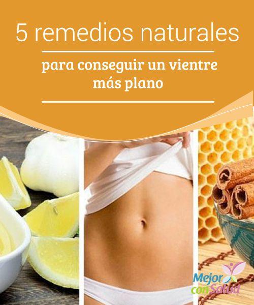 Medicamentos naturales para adelgazar abdomen