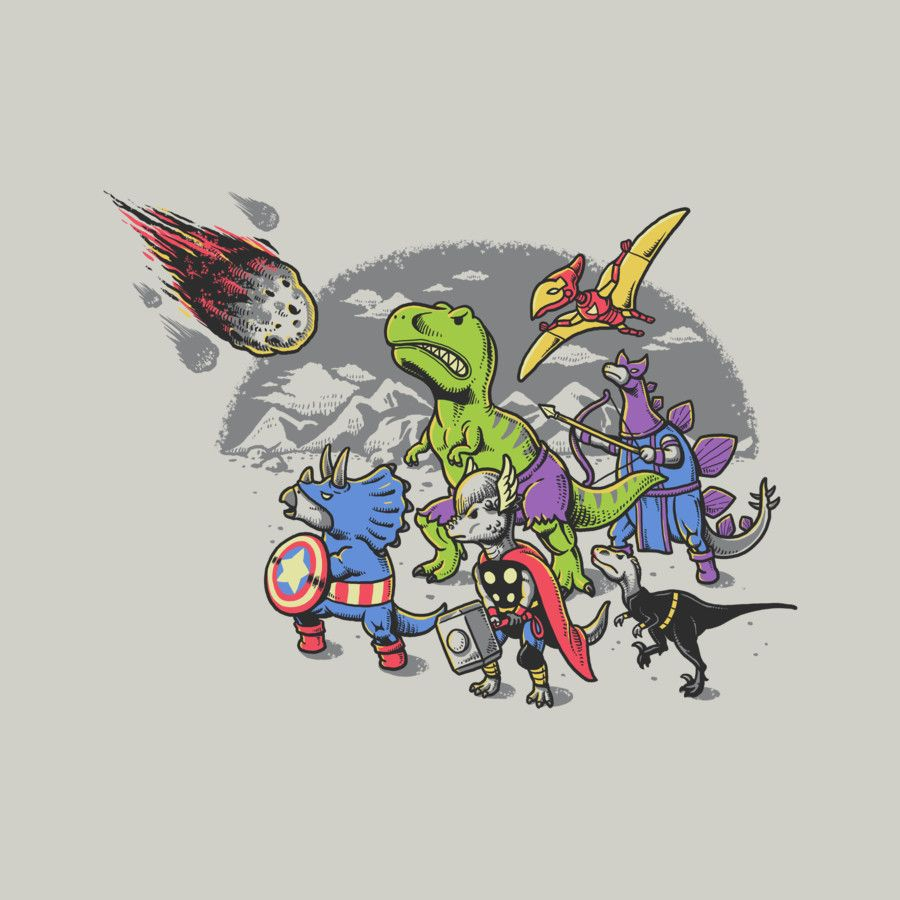 League of Heroes t shirt design