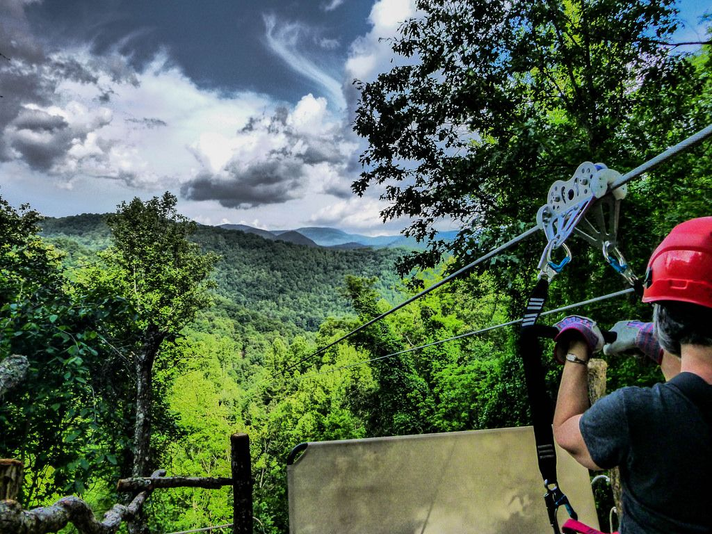 Navitat Zipline Adventures in Asheville NC - The Blue Ridge Experience & Navitat Zipline Adventures in Asheville NC - The Blue Ridge ...