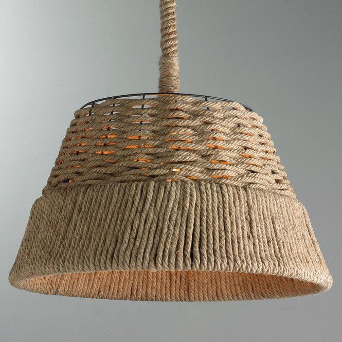 Hemp Basket Pendant Diy Pendant Light Oversized Pendant Light Wooden Pendant Lighting
