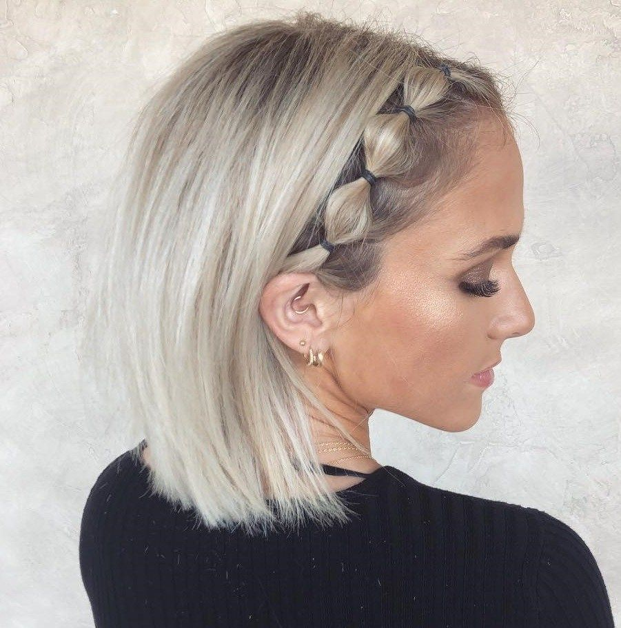 60 Trendiest Updos For Medium Length Hair In 2020 Medium Length Hair Styles Hair Twist Styles Natural Hair Braids