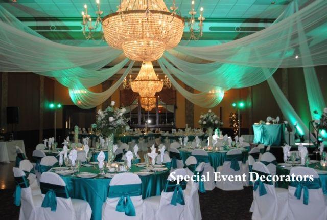 Teal and chocolate wedding theme wonderland 2 gold for Teal wedding theme ideas