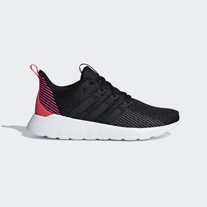 Questar flow shoes core black core black shock red