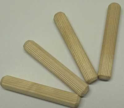 Dowel Pins Wooden 3 Inch X 1 2 Inch For Stackable Bunks Bulk