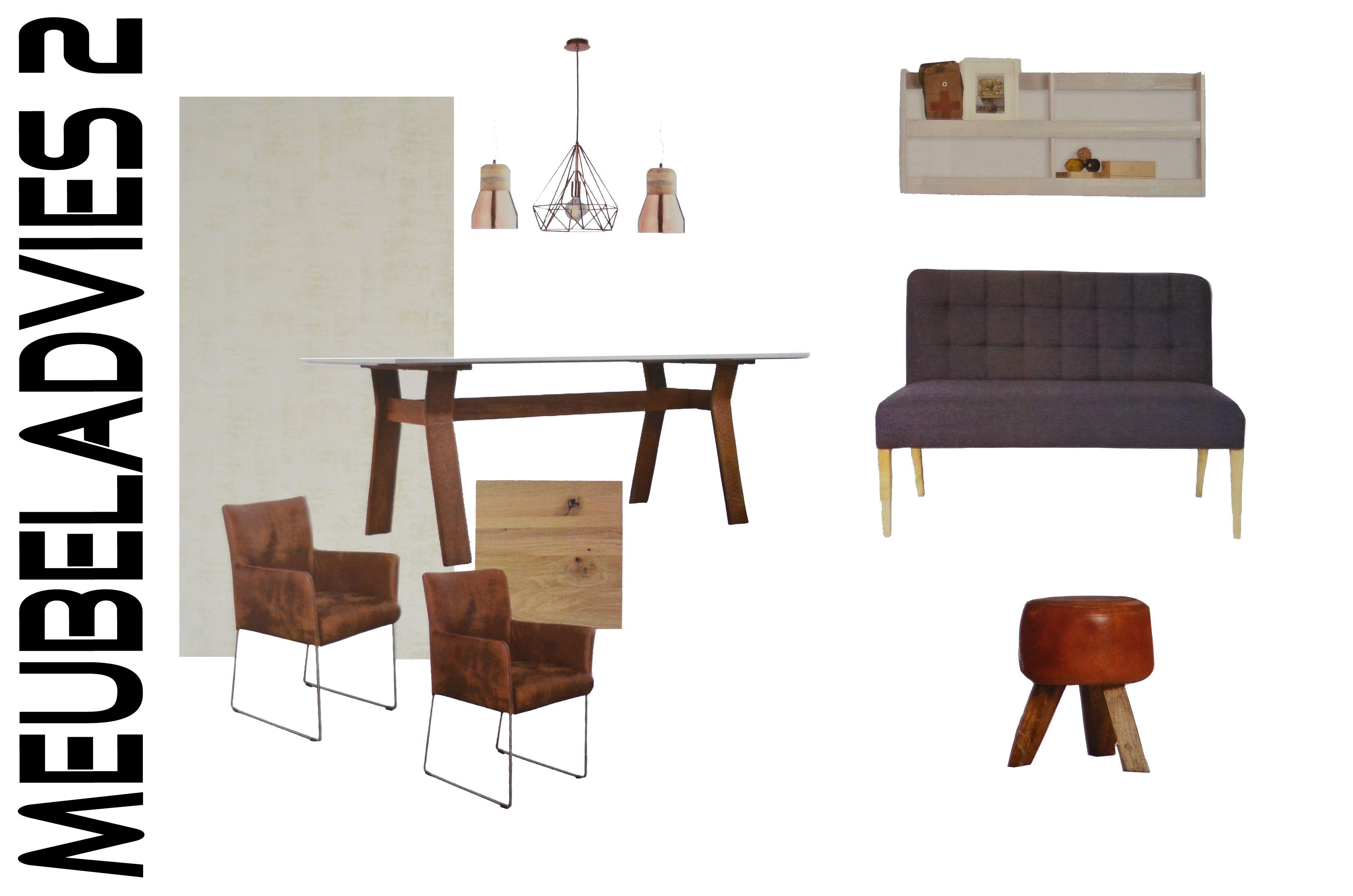 Het #meubeladvies voor het andere deel van de woonkamer. Hier komt een nieuwe #eethoek te staan. Voor deze #woonkamer heeft studio de WOON FACTOR een aantal meubels ontworpen die door een vakkundig meubelmaker zijn uitgewerkt. www.studiodewoonfactor.nl