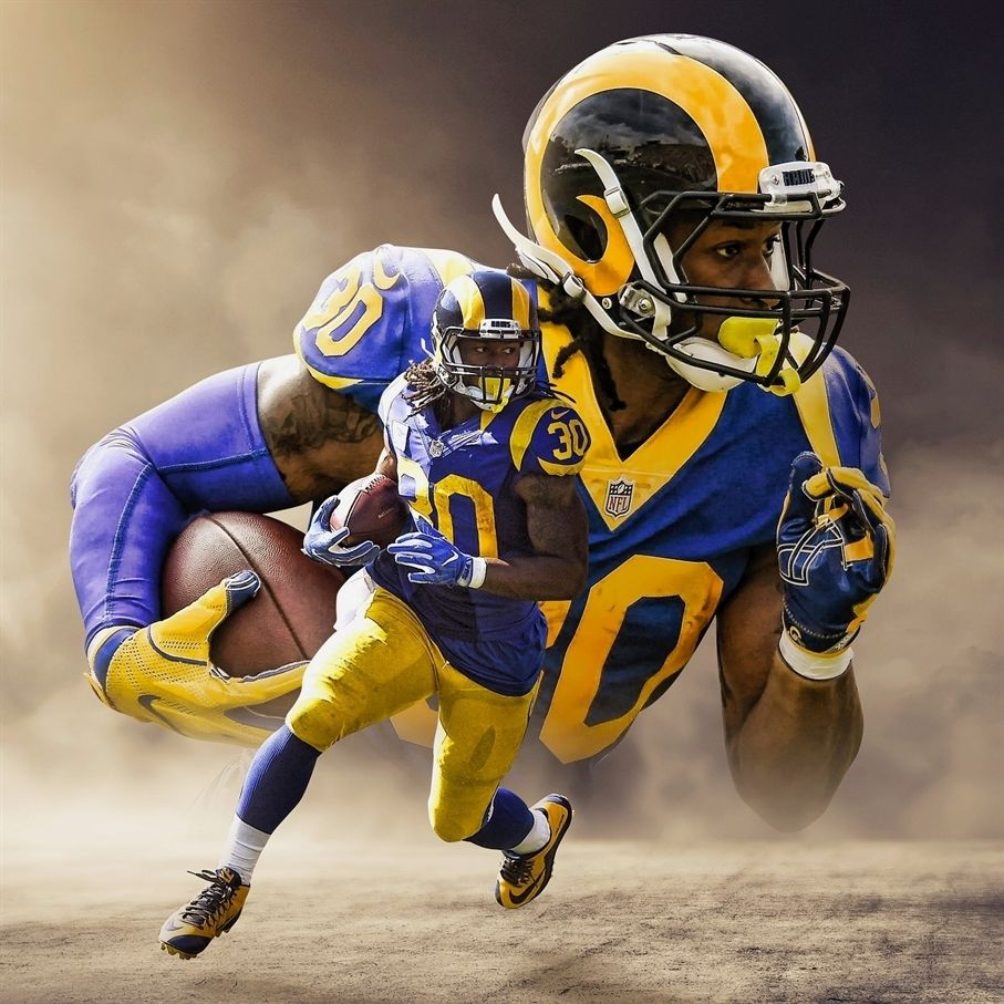 Todd Gurley Todd Gurley Nfl Football Pictures Football Helmets