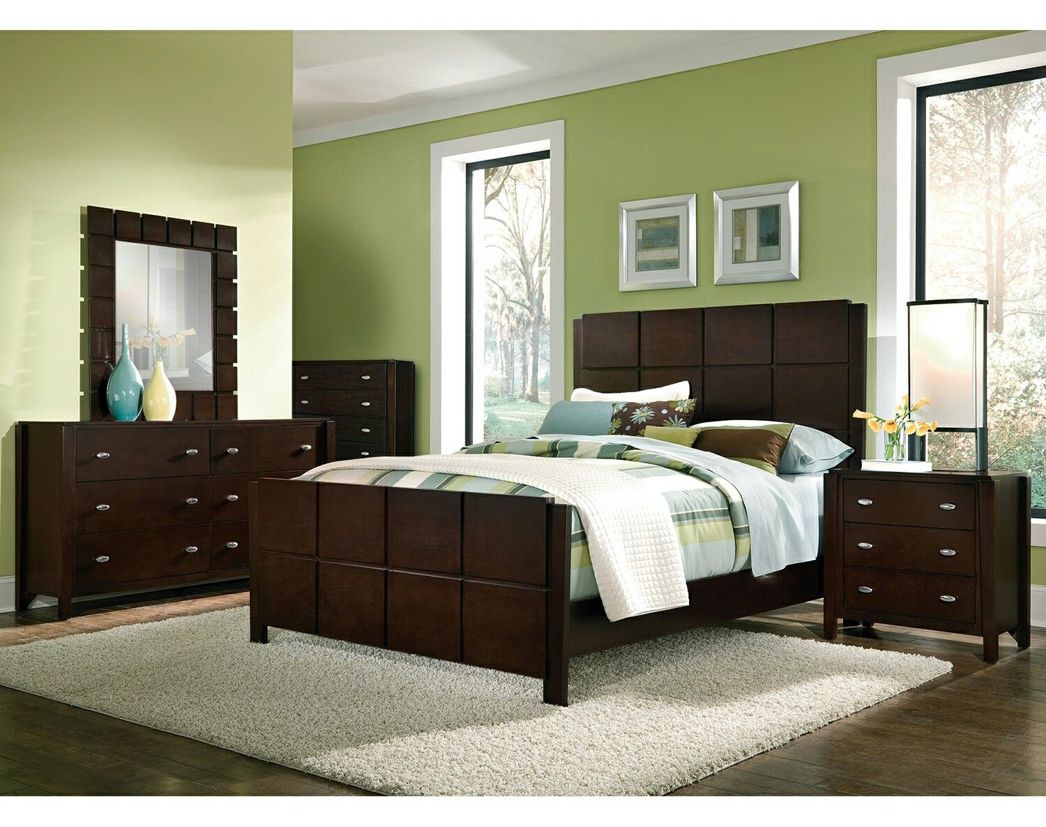 Clarion bedroom collection value city furniture queen wall bed clarion bedroom collection value city furniture queen wall bed with piers 109999 for the house pinterest wall beds city furniture and bedrooms amipublicfo Image collections