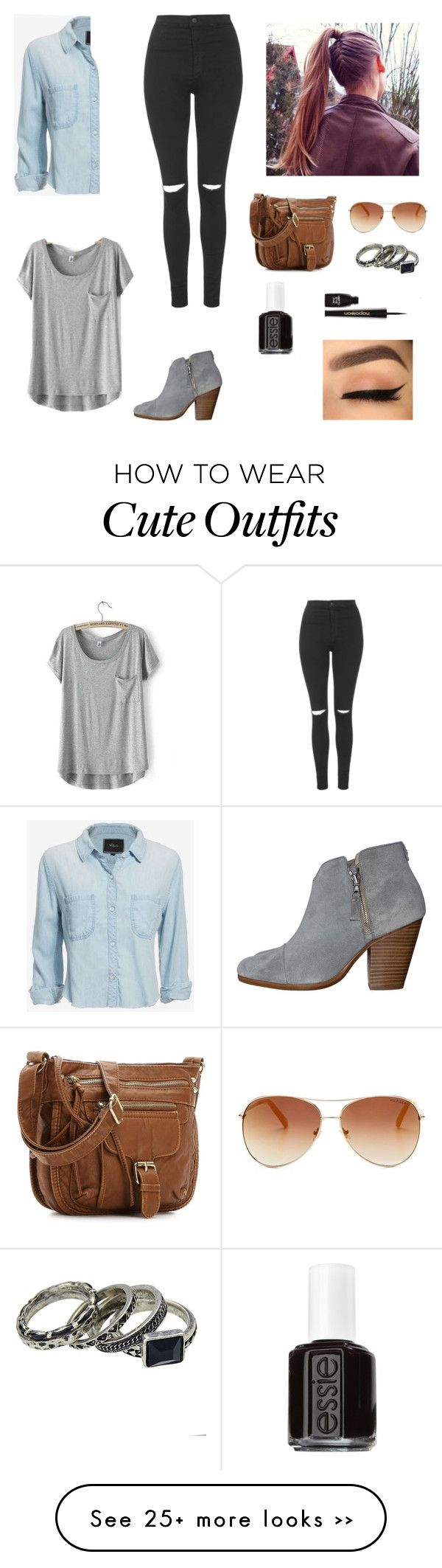 Cute Day Out Fall Outfit By Teachersmk On Polyvore
