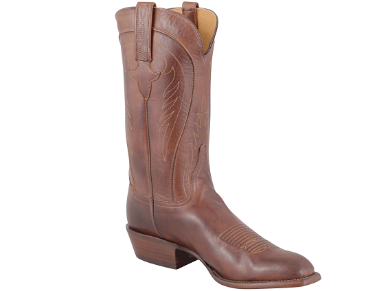 8a6f7dc635d Shop New Lucchese GA9186.13 Mens Ranch Hand Leather Western Cowboy ...