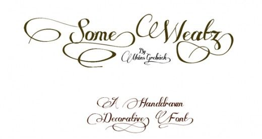 25 Best Wedding Fonts For Free Download