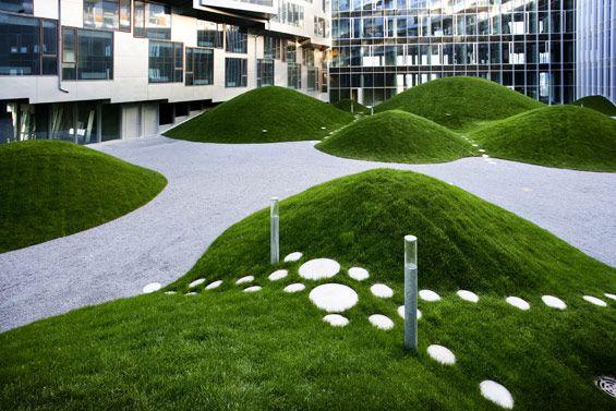 Pin By Tatiana Matveeva On Canada S Luckiest Student Urban Landscape Design Landscape Architecture Modern Landscaping