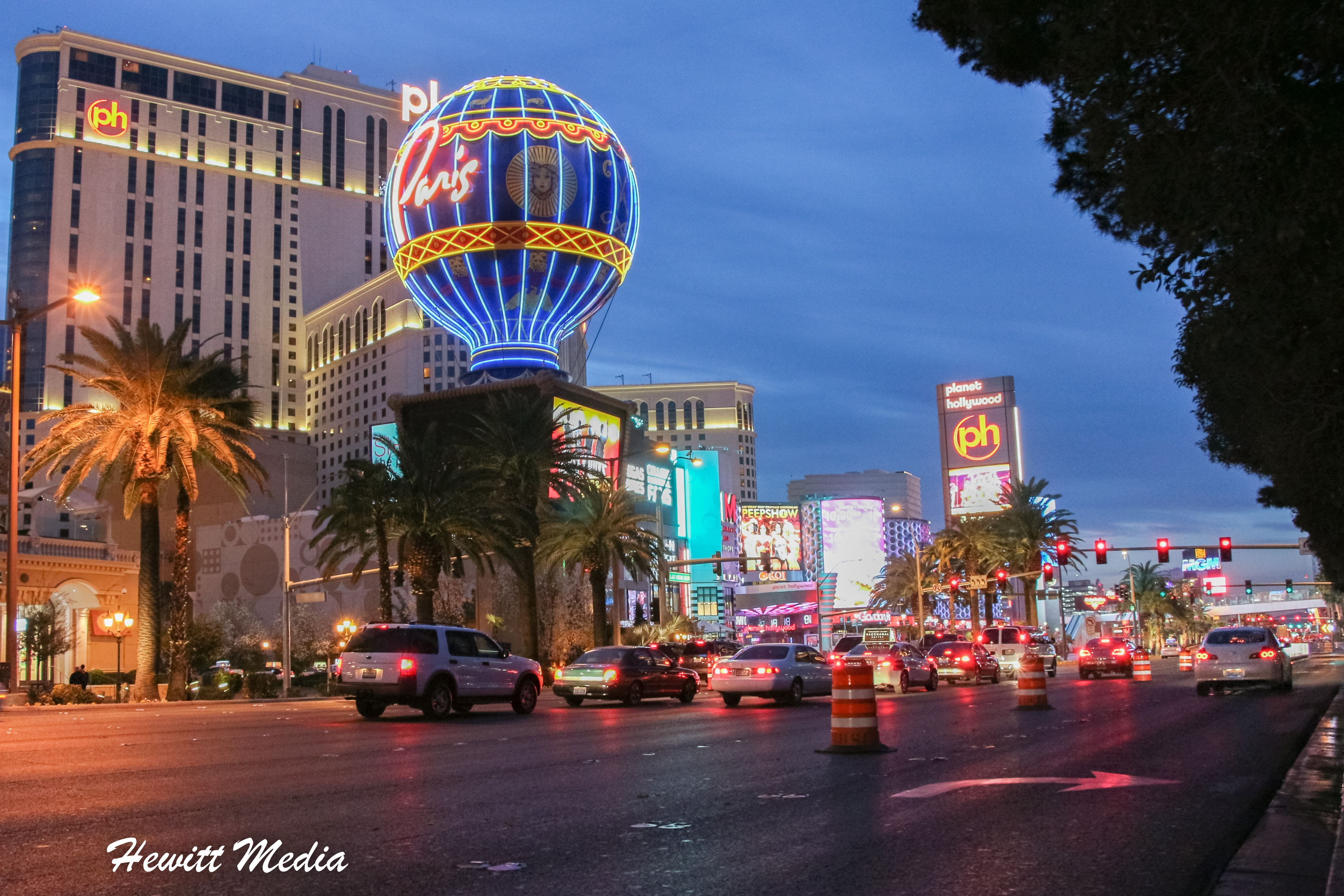 How The Las Vegas Strip Was Developed Into What We See Today