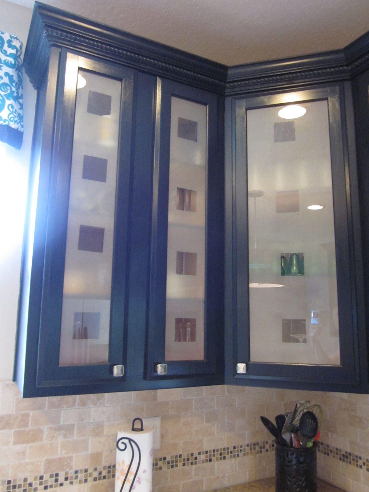 Glass Door Film Diy Cabinet Doors Frosted Glass Spray Glass
