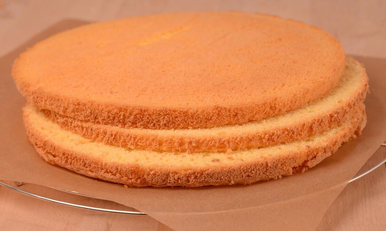 Biskuit kuchen dr oetker