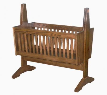 Kinderbett baggerbett  Mission Baby Cradle | Дитячі ліжка, колиска, children's beds, cot ...