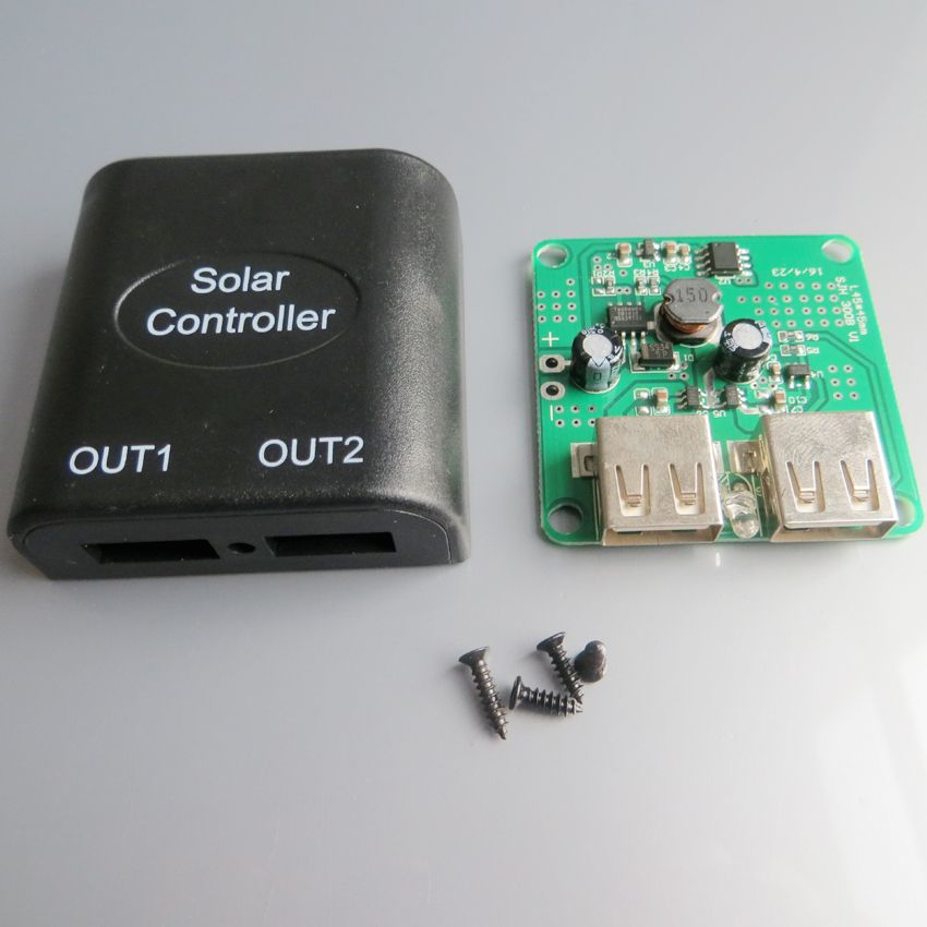 Pin On Solar Charger Controller