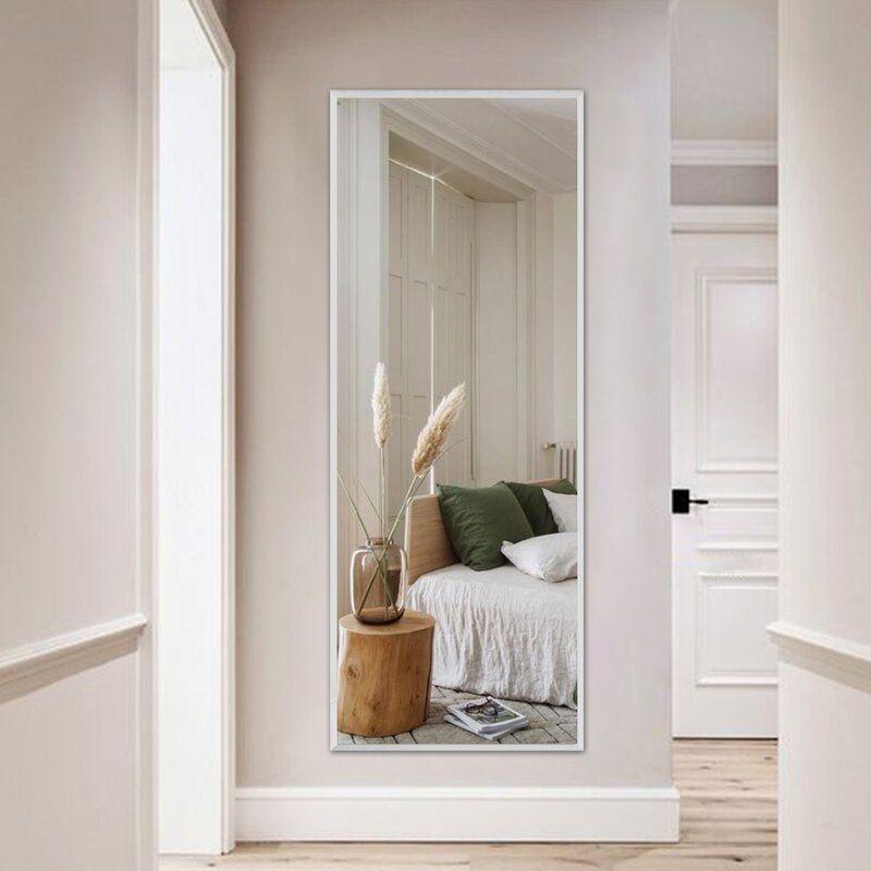 Balor Frameless Full Length Mirror Full Length Mirror Hanging Full Length Mirror Wall Length Mirror