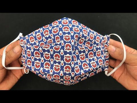 Face Mask Sewing Training / How to Make a Face Mask