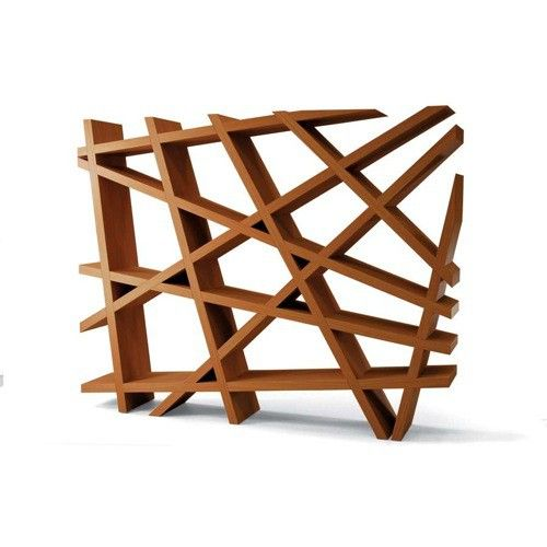 Wood Partition Walls interwoven mobile partition wall designs wooden rods | chslv