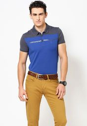 41c04fa378e Buy Calvin Klein Jeans Men Polo T-Shirts Online in India