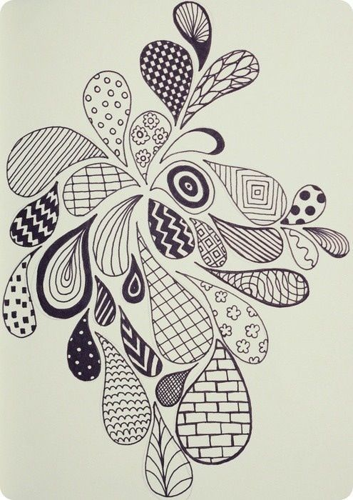 The Incidental Art Of Doodling And Why It Is So Fascinating ...