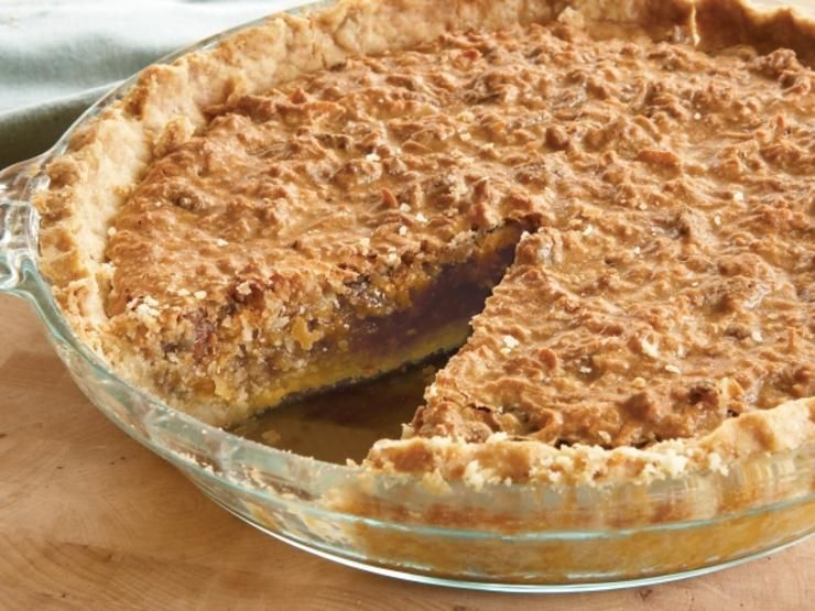 Sawdust Pie-10 Amish Desserts You Should Try In Your Lifetime : Sawdust Pie |