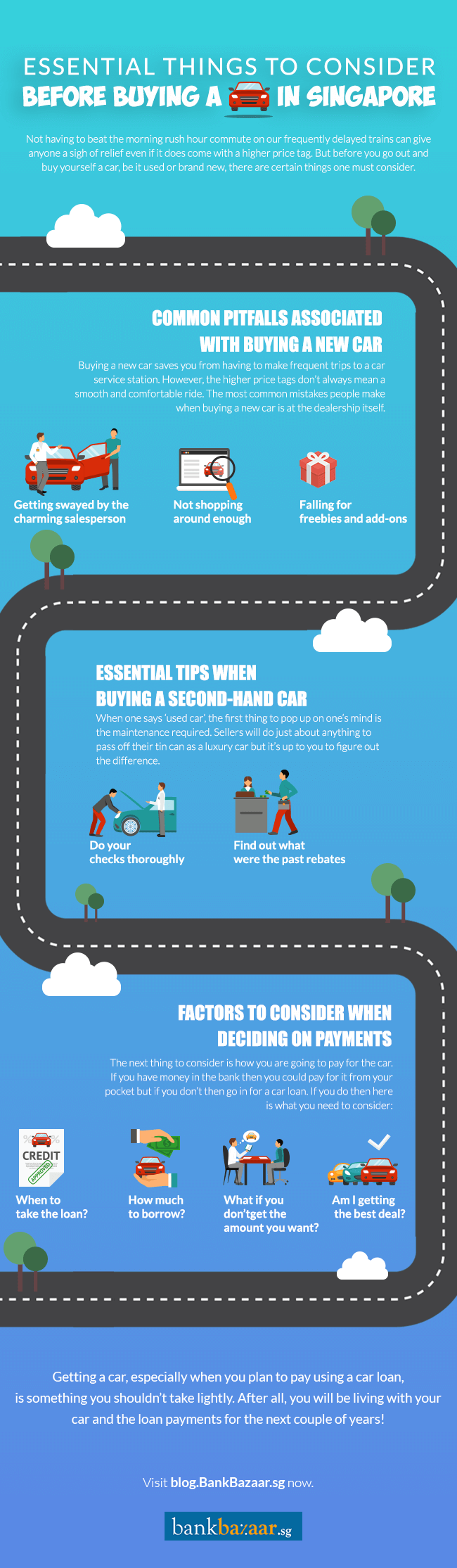 Essential Things to Consider Before Buying a Car in