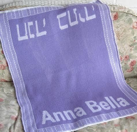 Custom jewish baby blanket 2 hebrew names babies buy a personalized jewish baby blanket for a bris or naming in your choice of colors negle Images
