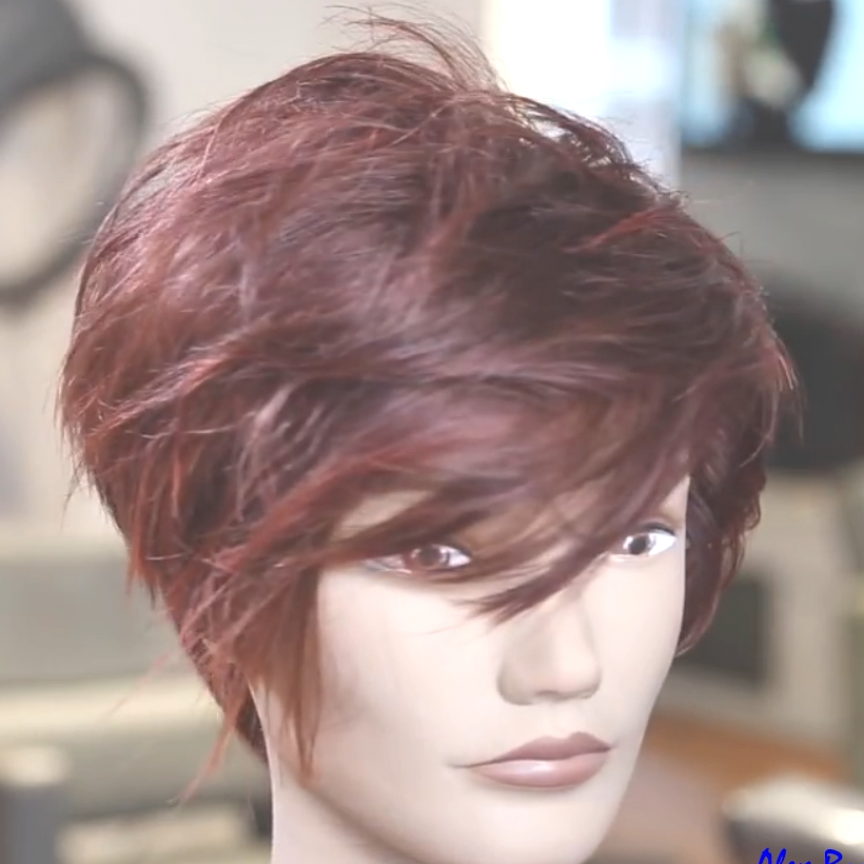 Textured PIXIE Haircut Tutorial