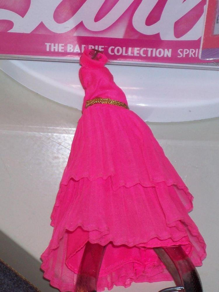 #710 Neat Pleats Dawn gown 1970
