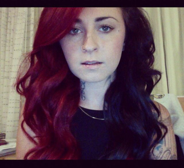 Love Her Hair Color S Mariah From Pitbulls And Parolees Happy Hair Pitbulls Her Hair