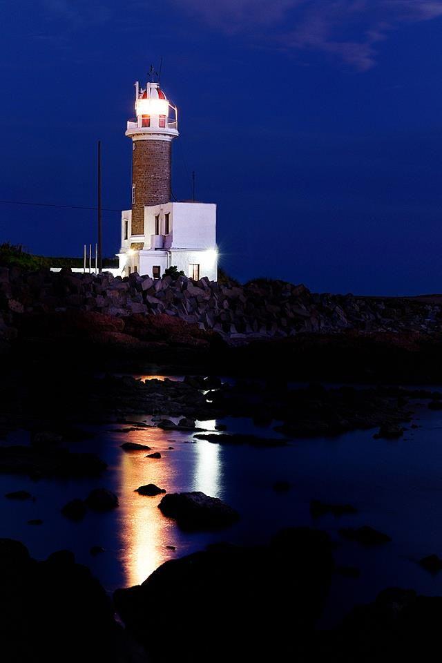 Uruguay Faro De Punta Carretas Montevideo Uruguay