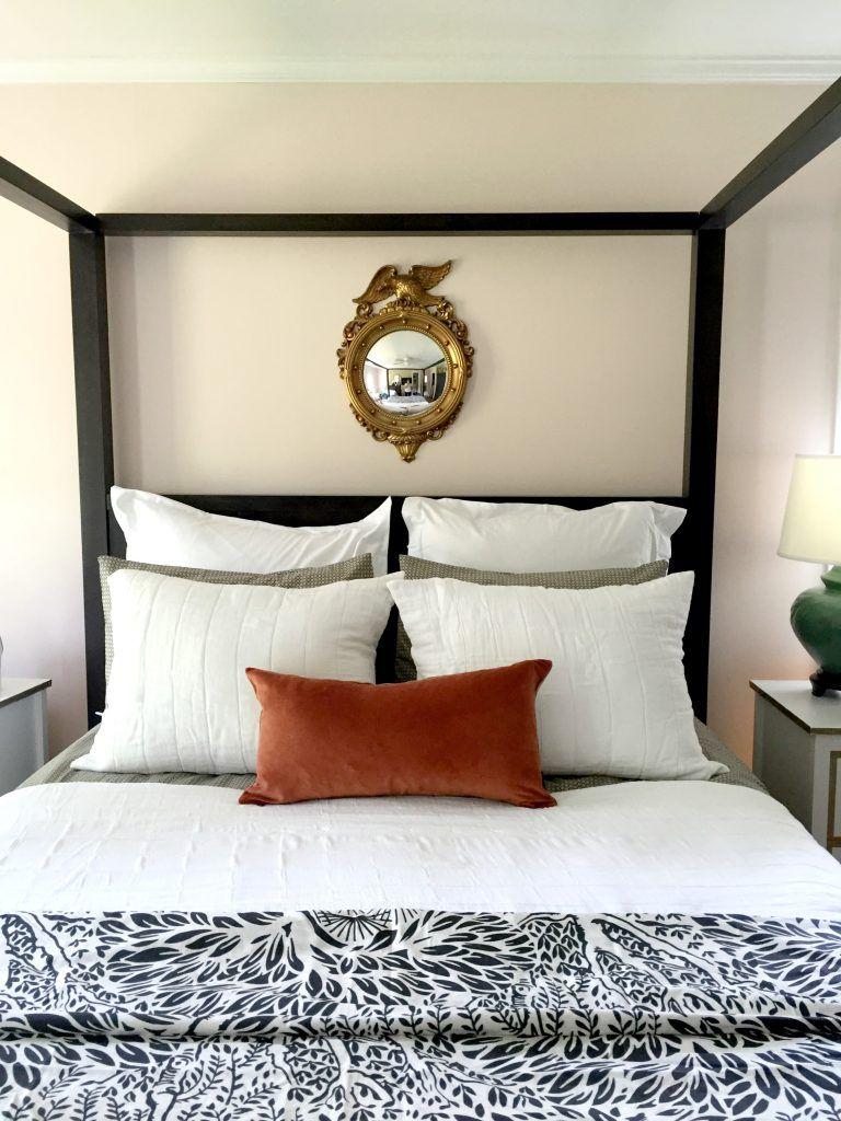 Master bedroom inspiration  Our Master Bedroom Bedding Mix  Bedrooms Master bedroom and Room