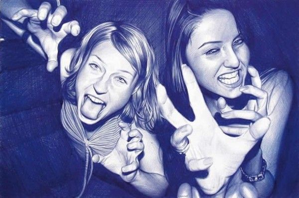 Photorealistic Pencil Drawing | ... blog: Unbelieveable Realistic Drawing by Juan Francisco Casas